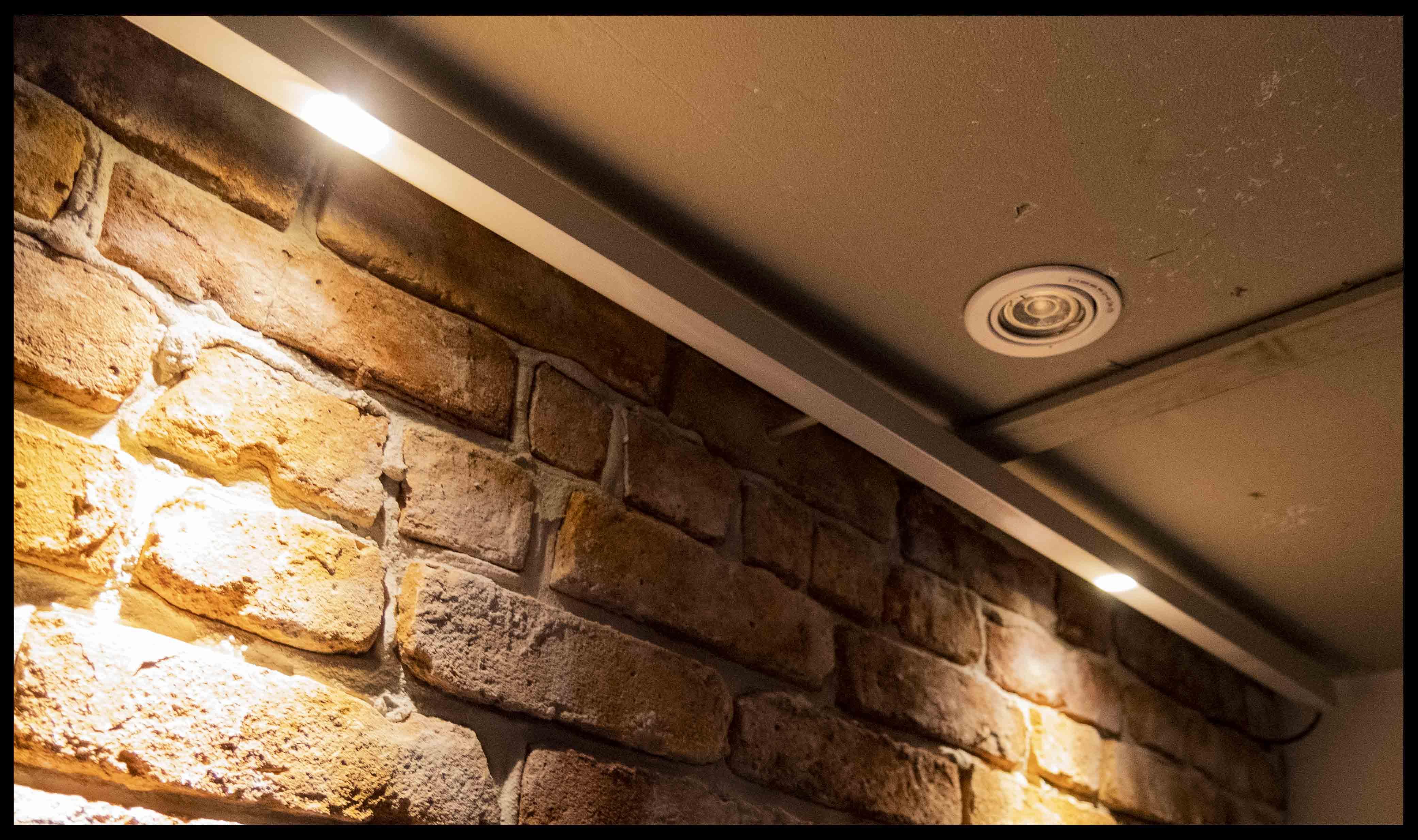 Industriele steenstrips van StonePress oude muur specialist