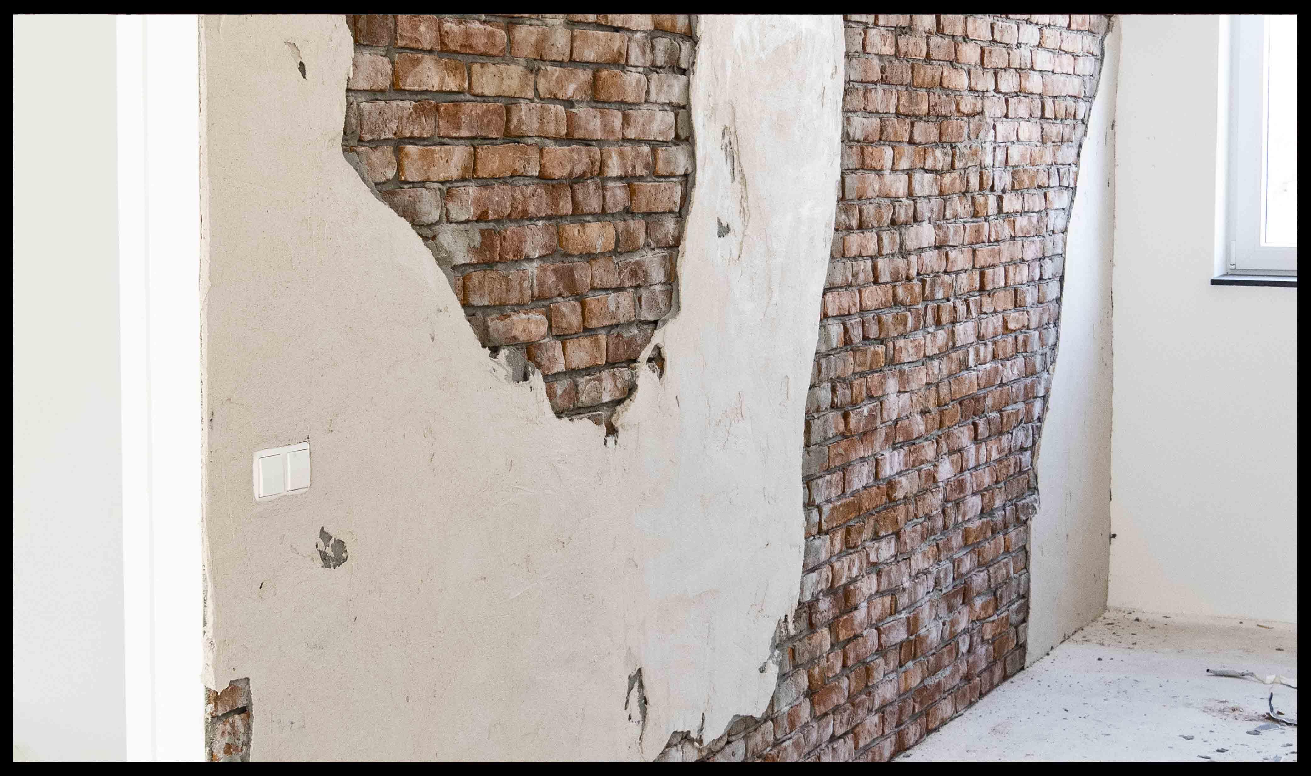 StonePress de specialist op oude bakstenen muren van eigen ontwikkelde steenstrips