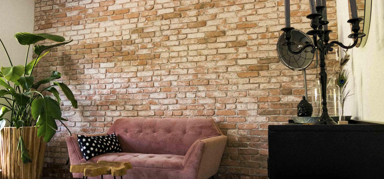 Extreem StonePress - De makers van industriele bakstenen muren #BR96