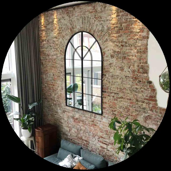 Stonepress De Makers Van Industriele Bakstenen Muren Stonepress