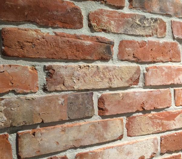 StonePress - De makers van industriële bakstenen muren! : StonePress