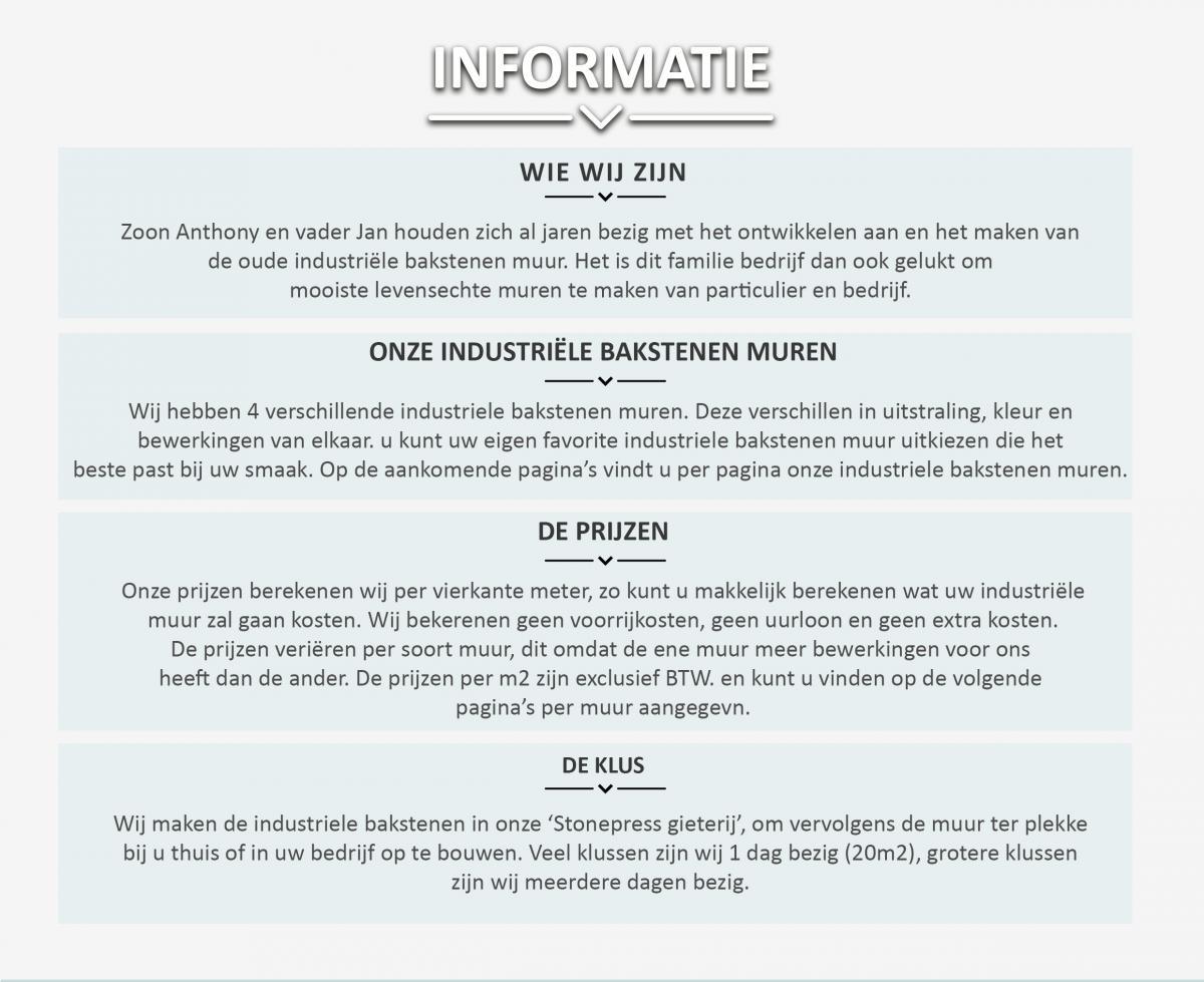 b2 informatie pagina